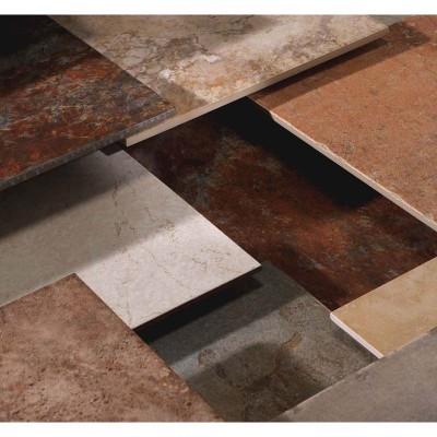 Close up of Textured Floor Tiles