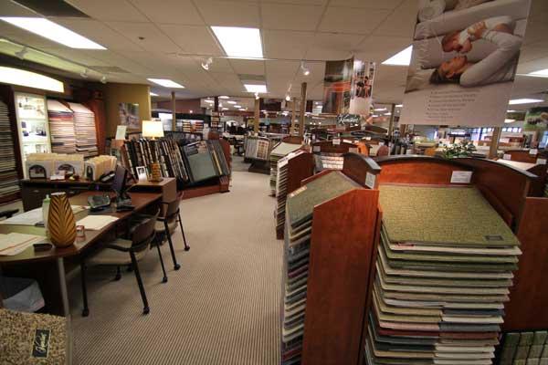 Carpet Planning and Information Desk