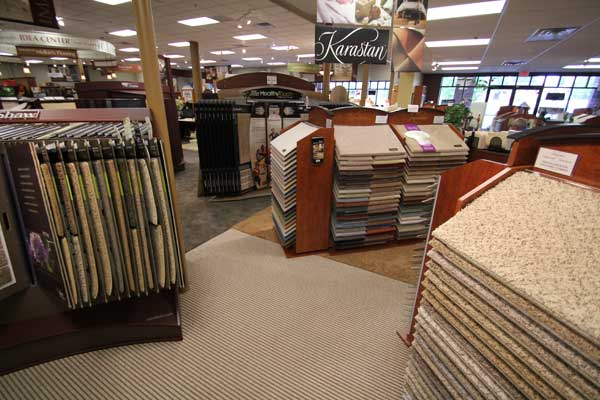 Karastan Brand Carpet Samples