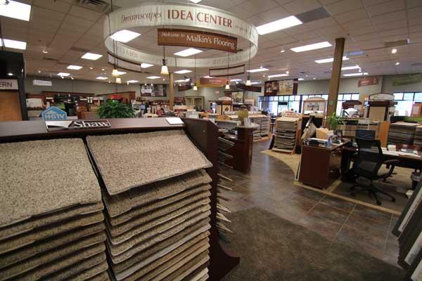 Shaw Carpet Selection at Malkin's Flooring