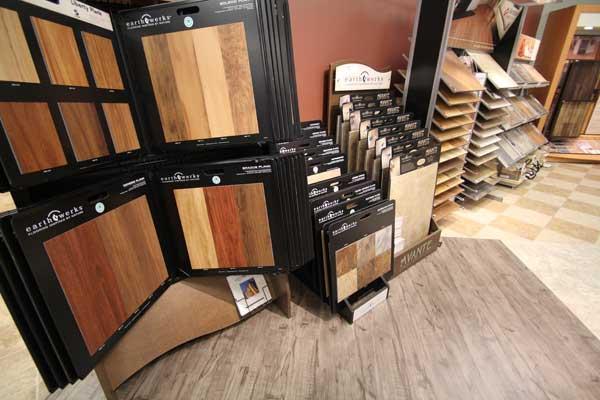 Eath Werks Hardwood and Vinyl Tile Flooring