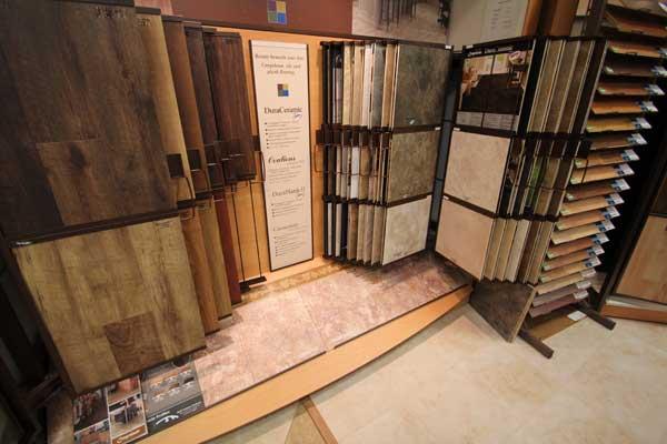 Wood Flooring Selection at Malkin's