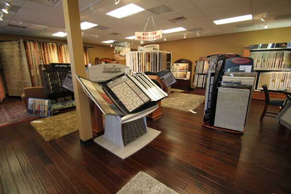 Area Rug Stock at Malkin's Flooring