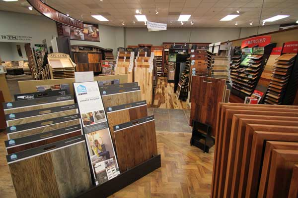 HGTV Home and Mercier Hardwood Floors Selection