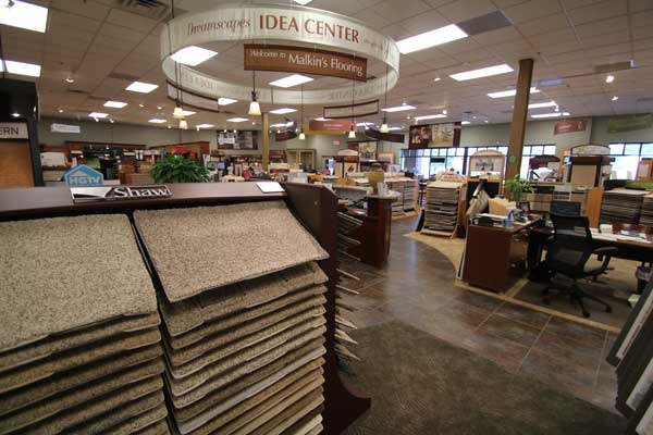 Shaw Carpet Selection at Malkin's Flooring