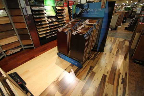 IndusParquet Home Flooring Selection at Malkin's