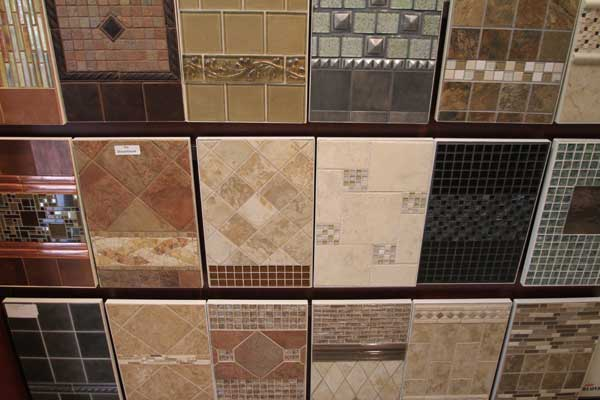 Ceramic Tiles for bathroom projects at Malkin's